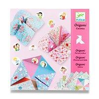 Origami skládačka Djeco - Nebe, peklo, ráj