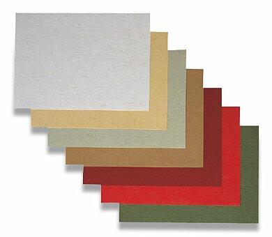 Obrázek produktu Barevná zadní strana pro kroužkový vazač A4 Ibiston - 240 g/m, 100 ks, výběr barev