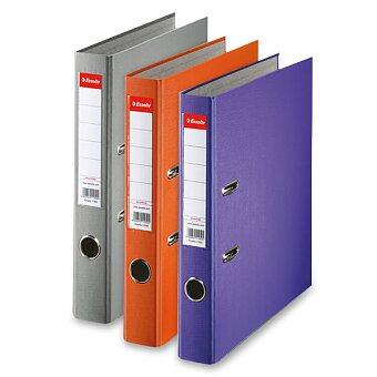 Obrázek produktu Pákový pořadač Esselte Economy - poloplast, A4, 50 mm, výběr barev