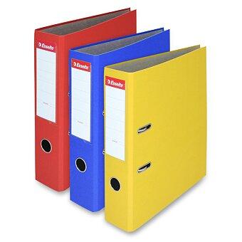 Obrázek produktu Pákový pořadač Esselte Economy - poloplast, A4, 75 mm, výběr barev