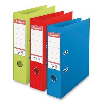 Obrázek produktu Pákový pořadač Esselte Vivida - plast, A4, 75 mm, výběr barev