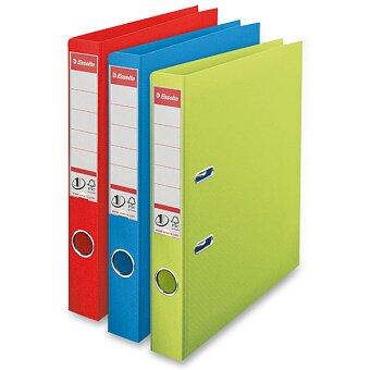 Obrázek produktu Pákový pořadač Esselte Vivida - plast, A4, 50 mm, výběr barev