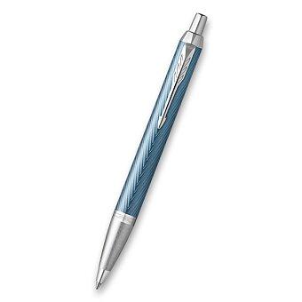 Obrázek produktu Parker IM Premium Blue Grey GT - kuličková tužka