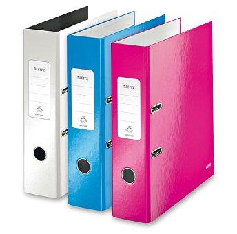 Obrázek produktu Pákový pořadač Leitz Wow - lamino, A4, 50 mm, výběr barev