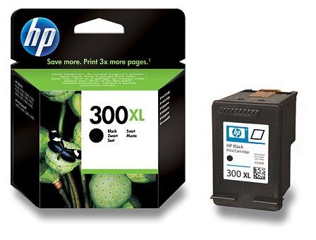 Obrázek produktu Cartridge HP CC641EE č. 300 XL pro inkoustové tiskárny - black (černý)