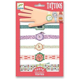 Obrázek produktu Tetování Djeco - Hodinky