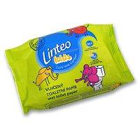 Toaletní papír Linteo Kids vlhčený