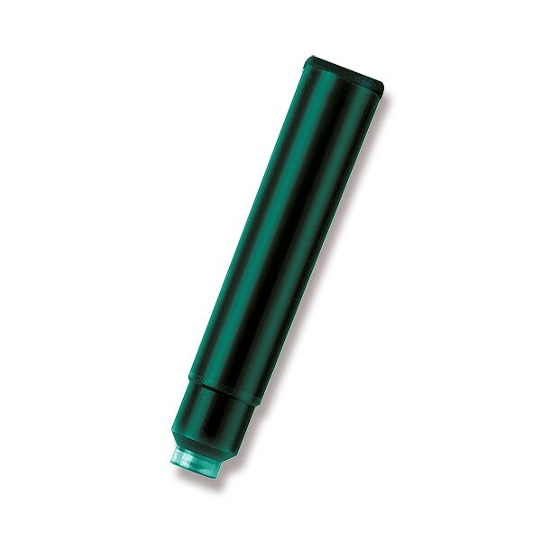 Inkoustové bombičky Faber-Castell tyrkysové