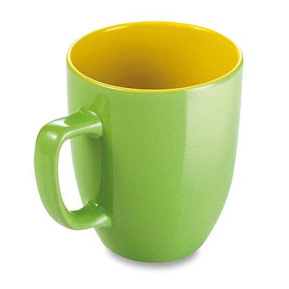 Obrázek produktu Tescoma Crema Shine - keramický hrnek - zelený