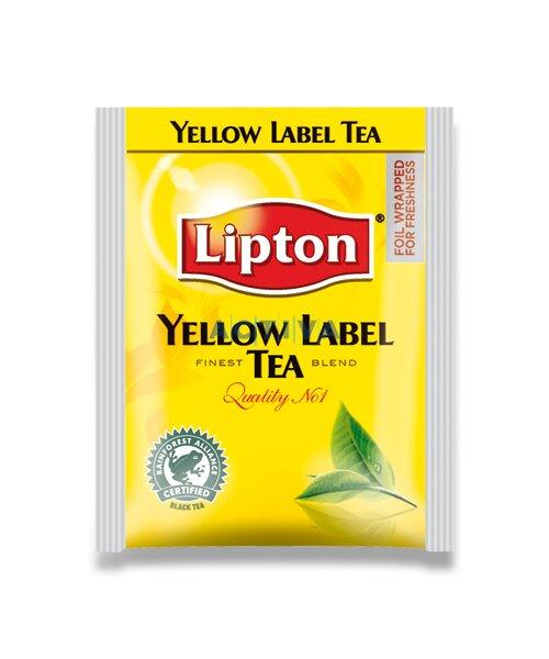 Lipton Yellow Label Tea Black Tea Activa