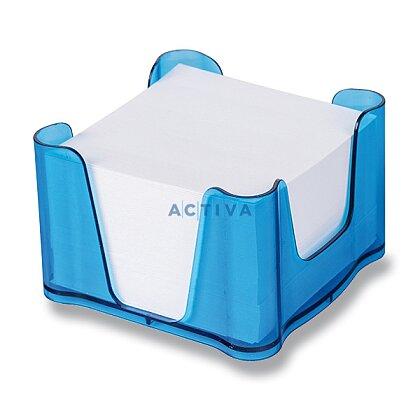 Obrázek produktu Office - zásobník s papírem - modrý