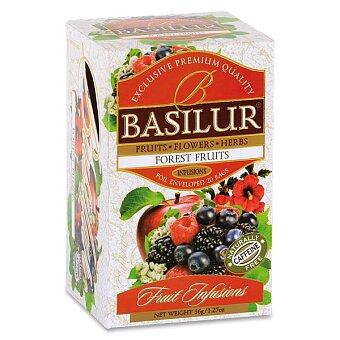 Obrázek produktu Ovocný čaj Basilur Forest Fruits - 20 x 1,8 g