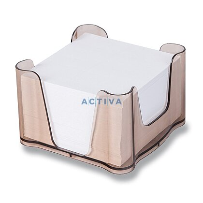 Obrázek produktu Office - zásobník s papírem - hnědý