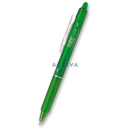 Obrázek produktu Pilot Frixion Clicker 07 - roller - zelený