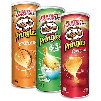 Obrázek produktu Chipsy Pringles Original - 165 g, výběr chutí