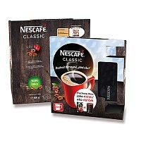 Instantní káva Nescafé Classic v dárkovém balení s dózou