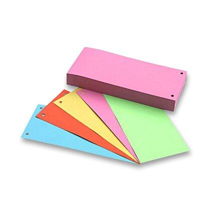 Obrázek produktu HIT Office - papírový rozlišovač - 105×240 mm, růžový