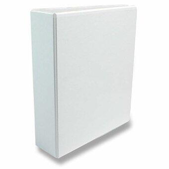Obrázek produktu 4-kroužkový pořadač Esselte - plast, A4, 86 mm, bílý