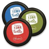 Razítkovací polštářek Izink Textile