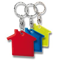Residence - reflexní přívěšek, výběr barev