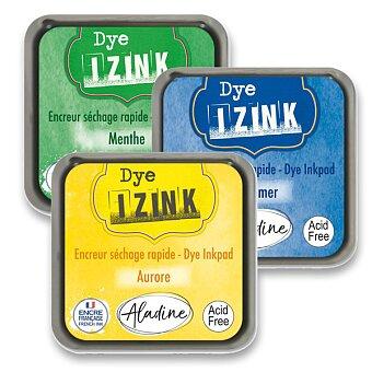 Obrázek produktu Razítkovací polštářek Izink Dye rychleschnoucí - výběr barev