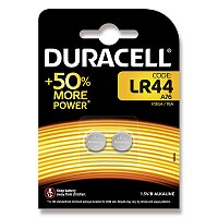 Alkalická baterie Duracell 1,5 V