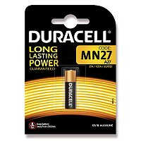 Alkalická baterie Duracell 12 V