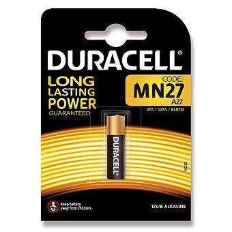 Obrázek produktu Alkalická baterie Duracell 12 V - MN 27 (8LR732)