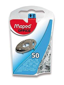 Obrázek produktu Připínáčky Maped tříhroté - 50 ks