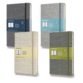 Obrázek produktu Zápisník Moleskine Blend - tvrdé desky - L, linkovaný, výběr barev