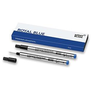 Náplň Montblanc do rolleru LeGrand, royal blue 2 ks