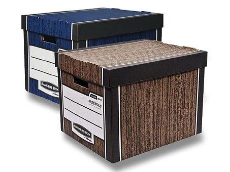 Obrázek produktu Úložná krabice Fellowes - 340 x 295 x 405 mm, výběr barev