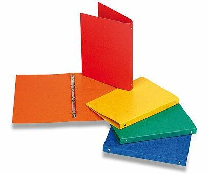 Obrázek produktu 4-kroužkový pořadač Esselte Prešpán - prešpán, A4, 23 mm, výběr barev