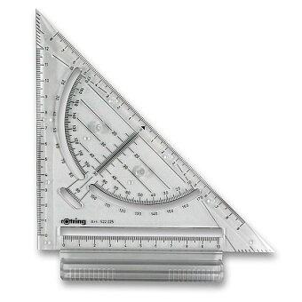 Obrázek produktu Geometrický trojúhelník Rotring Rapid