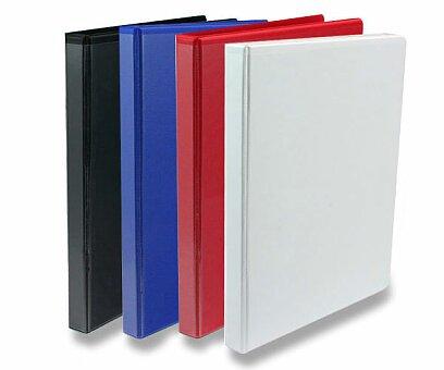 Obrázek produktu 4-kroužkový pořadač Esselte - plast, A4, 30 mm, výběr barev