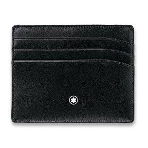 Pouzdro na kreditní karty Montblanc Meisterstück