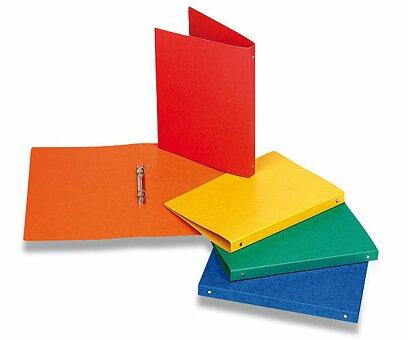 Obrázek produktu 2-kroužkový pořadač Esselte Prešpán - prešpán, A4, 23 mm, výběr barev