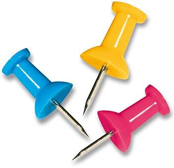 Obrázek produktu Upínáčky Maped barevné - 25 ks, krabička