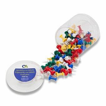 Obrázek produktu Upínáčky Maped barevné - 100 ks