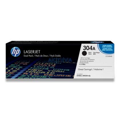 Obrázek produktu HP - toner CC530AD, dual pack pro laserové tiskárny