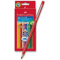Pastelky Faber-Castell Colour Grip 2011