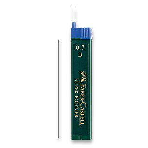 Tuhy Faber-Castell Super-polymer, 0,7 mm