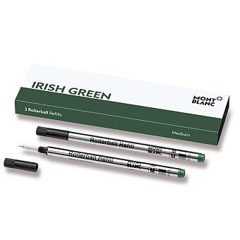 Obrázek produktu Náplň Montblanc do rolleru - M, 2 ks, irish green