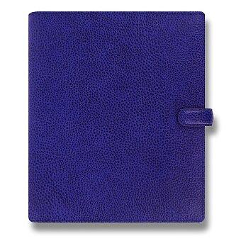 Obrázek produktu Diář A5 Filofax Finsbury - modrý