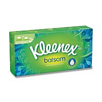Papírové kapesníčky Kleenex Balsam