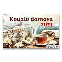 Stolní kalendář Kouzlo domova 2021