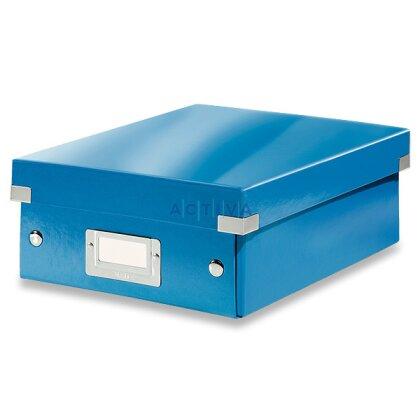 Obrázek produktu Leitz Click & Store - organizační krabice - 220 × 100 × 285 mm, modrá