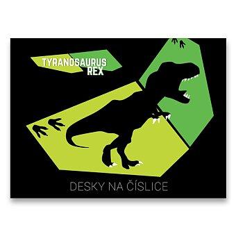 Obrázek produktu Desky na číslice T-Rex
