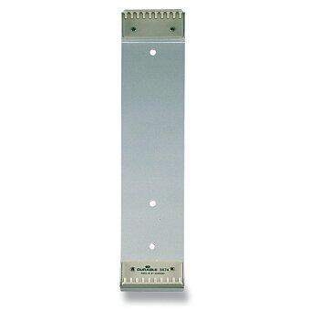 Obrázek produktu Nástěnný kovový držák na prezentační panely Durable - na 20 panelů A4