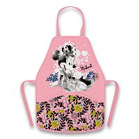 Zástěra do výtvarné výchovy Minnie Mouse